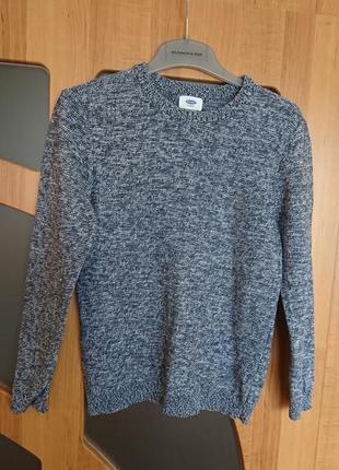 Красивый стильный свитер реглан old navy