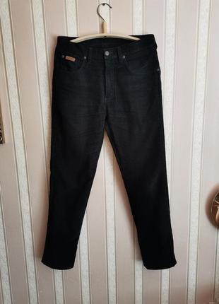 Wrangler брюки вельветовые мужские вельветовые джинсы
