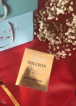 Духи женские леди миллион, lady million, парфум