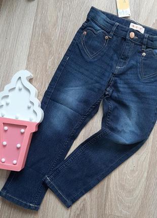 Джинси для девочки,  новие штани