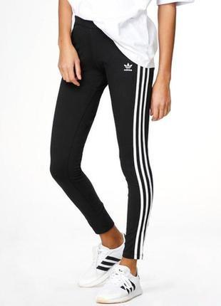 Спортивные лосины adidas леггинсы для спорта бега фитнеса спортивні лосіни для бігу