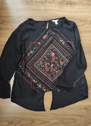 Блуза, сорочка з орнаментом