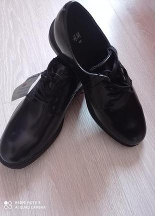 Классные туфли hm6 фото