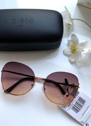 Шикарные стильные очки mango испания