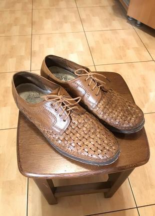 Туфли мужские rieker