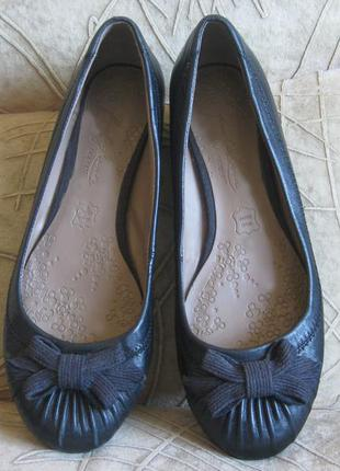 Балетки footglove, 37,5 размер, 24,5см по стельке