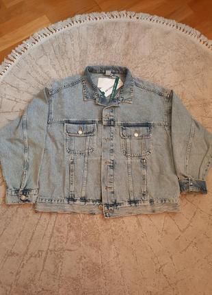 Куртка джинсова фірми h&m розмір м