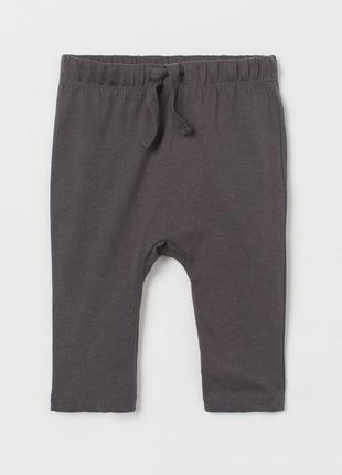 Котонові спортивні штанішки h&m