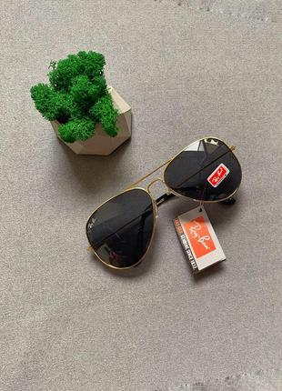 Солнцезащитные очки капли ray ban