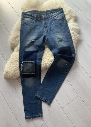 Нові джинси бойфренди 38(м)