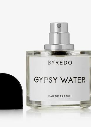 Gypsy water - аромат унисекс пробник парфюма из дубая,стойкий парфюм