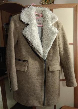 Пальто pull & bear