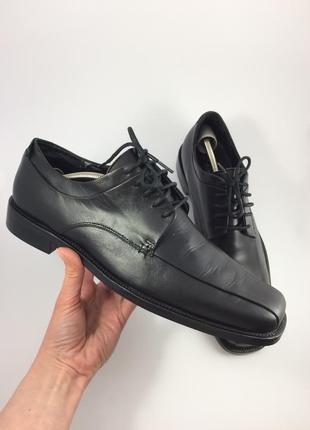 Calvin klein кожаные туфли оригинал