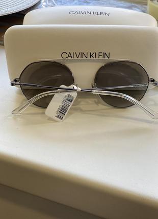 Титановые очки calvin klein премиум серия2 фото
