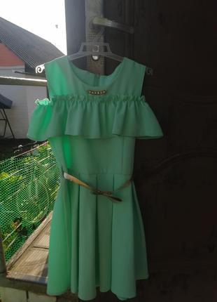 Нарядное платье, сарафан