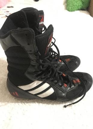 Adidas боксёрки,борцовки
