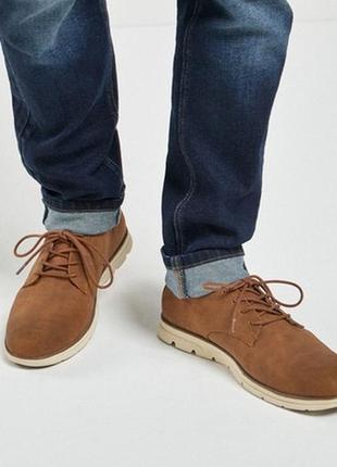 Туфли ботинки дерби next