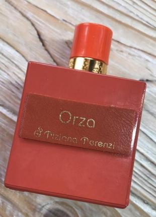 Orza tiziana terenzi 5 ml extrait de parfum, отливант