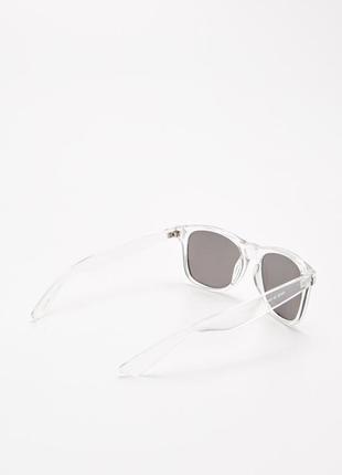 Очки солнезащитные с зеркальным стеклом и защитой от солнца от cropp3 фото