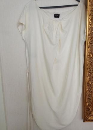 Оверсайз платье lacoste