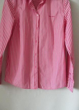 Шикарная рубашка в полоску marc o polo