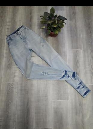 Джинсы скинни брюки штаны