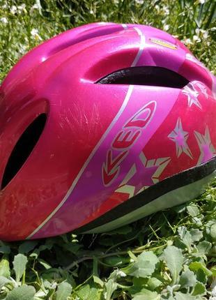 Велосипедный шлем ked im-tec германия шолом велошлем