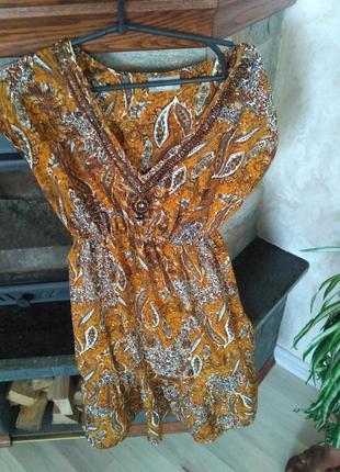 Літнє плаття1 фото