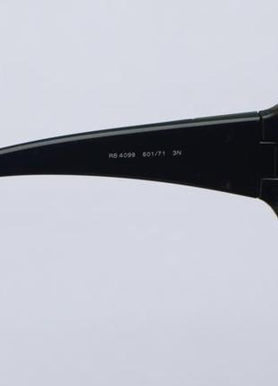 Солнцезащитные очки ray-ban 4099 601/71, оригинал.5 фото