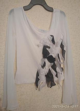 Нарядная блуза, 38