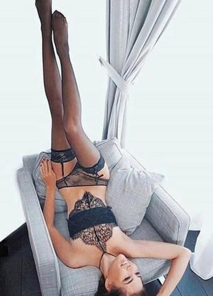 Бюстгальтер топ intimissimi из коллекции floral sexy10 фото
