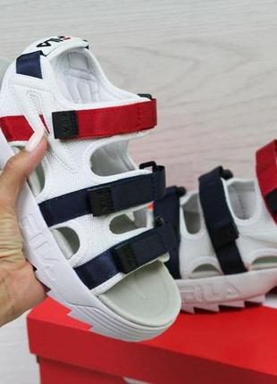 Женские сандали, босоножки fila