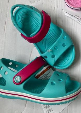 Новые босоножки сандали crocs