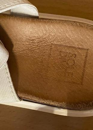 Кожаные сандалии, босоножки на платформе5 фото