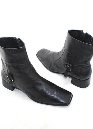 Ботинки 39 р geox италия кожа оригинал демисезон