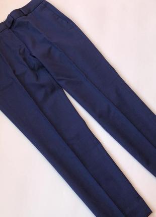 Брюки gant ,штаны темно-синие 36 р