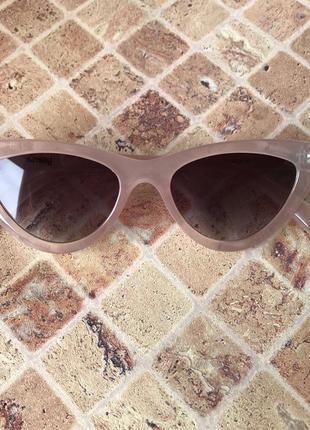 Женские очки в стиле кошки