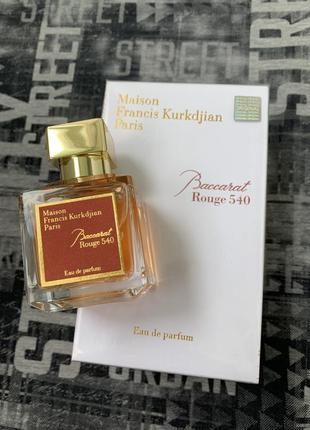 Maison francis kurkdjian baccarat rouge 540 edp 70 ml.