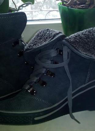 Ботинки mustang