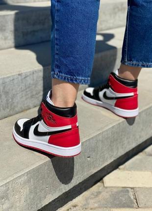 Nike jordan retro 1 red