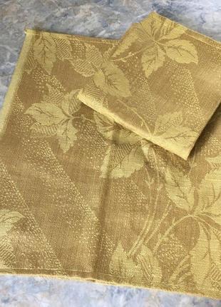 Льон льняное кухонное полотенце лен рушник льон лляне