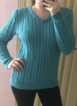 В'язаний светр