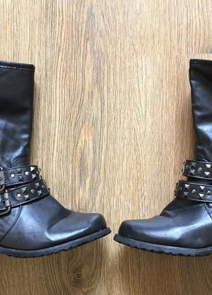 Стильные ботинки от new look. сапоги