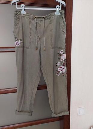 Отличные летние брюки из тенсела.