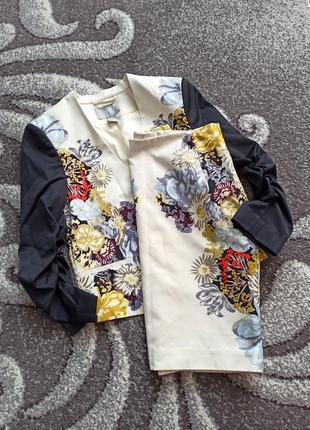 Шикарный нарядный костюм h&m