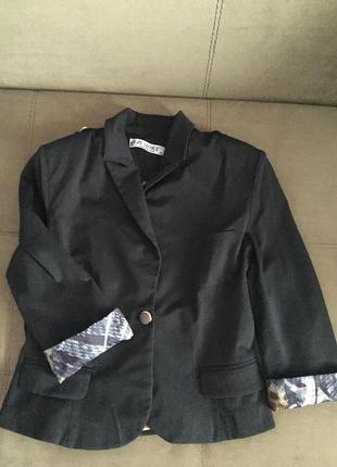 Стильный молодежный пиджак
