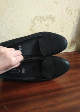 Фирменные туфли на мягкой подошве 5th avenue