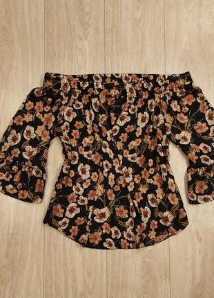 Шикарная блуза блузка топ рубашка