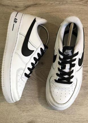 Стильные удобные и мягкие кроссовки на баллоне nike air force