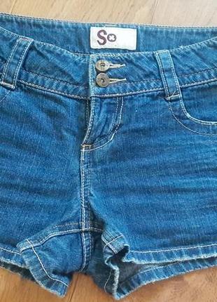 Шорти джинс / шорты